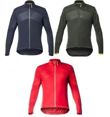 MAVIC maillot vélo manches longues homme Cosmic Pro Wind 2020
