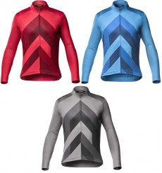 MAVIC Cosmic Graphic men's long sleeve cycling jersey 2020