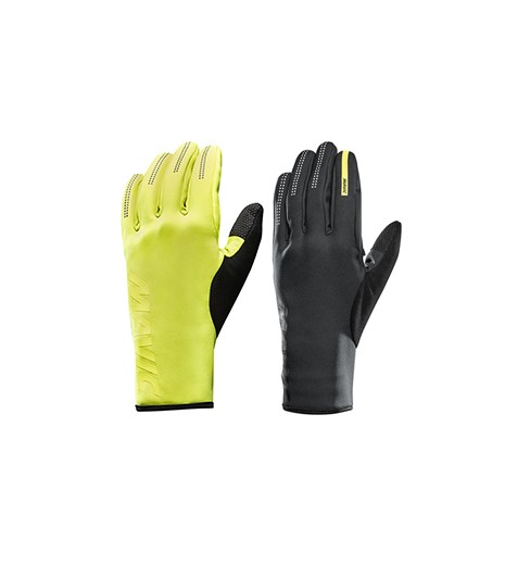 MAVIC Essential Thermo winter cycling gloves 2020