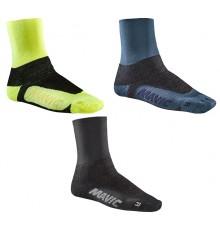 MAVIC Essential Thermo + winter cycling socks