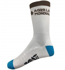 AG2R cycling socks 2019
