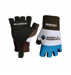 AG2R LA MONDIALE summer cycling gloves 2019