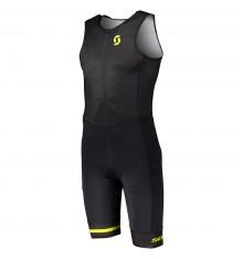 SCOTT combinaison avec chamois triathlon homme Plasma SD 2020