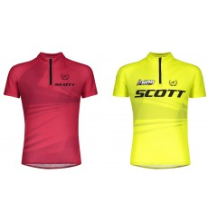 SCOTT RC Pro junior short sleeve cycling jersey 2020