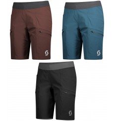 SCOTT TRAIL TECH women's MTB shorts 2020