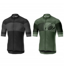 CASTELLI Ruota FZ men's cycling jersey 2019