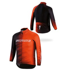 Veste cycliste enfant SPECIALIZED Element RBX Comp Logo 2019