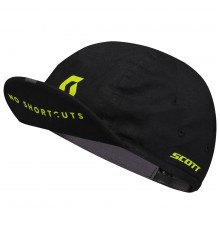 SCOTT NO SHORTCUTS cycling cap 2020