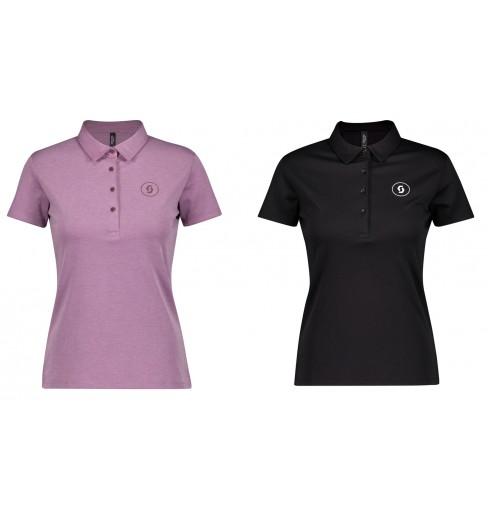 SCOTT 10 CASUAL women's short sleeve polo 2020