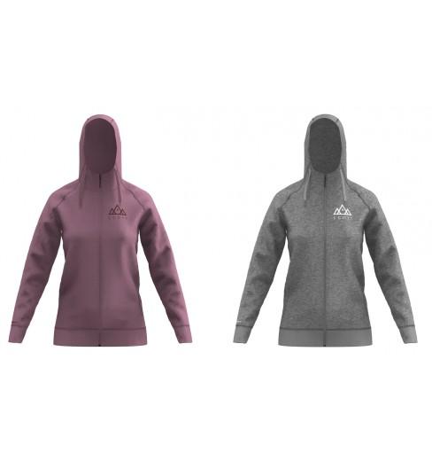 SCOTT 20 CASUAL women's long sleeve zip hoody 2020
