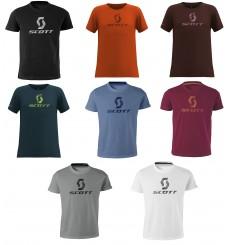 SCOTT t-shirt manches courtes enfant 10 ICON 2020