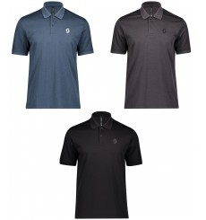 SCOTT 10 CASUAL men's short sleeve polo 2020