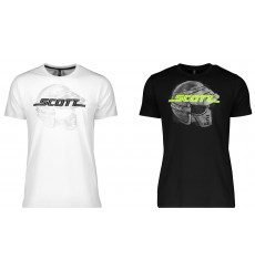 SCOTT t-shirt manches courtes homme 10 MOTO 2020