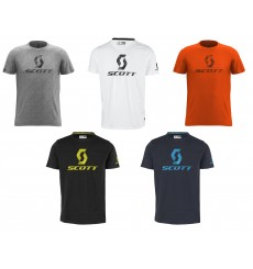SCOTT t-shirt manches courtes homme 10 ICON 2020