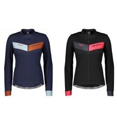 SCOTT RC WARM women's long sleeve jersey 2020