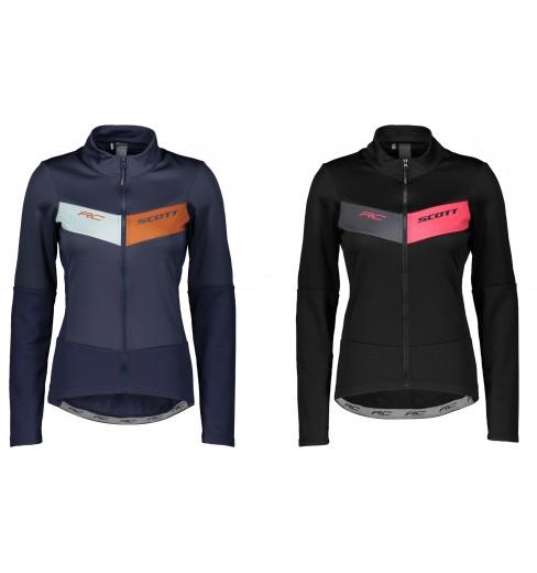 SCOTT RC WARM HYBRID WS women's cycling jacket 2020