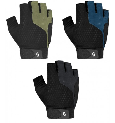 SCOTT PERFORM GEL short finger men's cycling gloves 2020