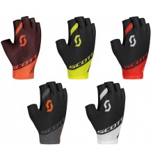 SCOTT RC TEAM short finger men's cycling gloves 2020