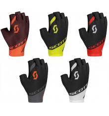 SCOTT RC TEAM short finger men's cycling gloves 2020
