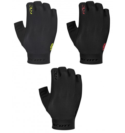 SCOTT RC PREMIUM short finger men's cycling gloves 2020