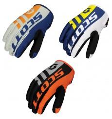 SCOTT 350 DIRT long finger men's cycling gloves 2020