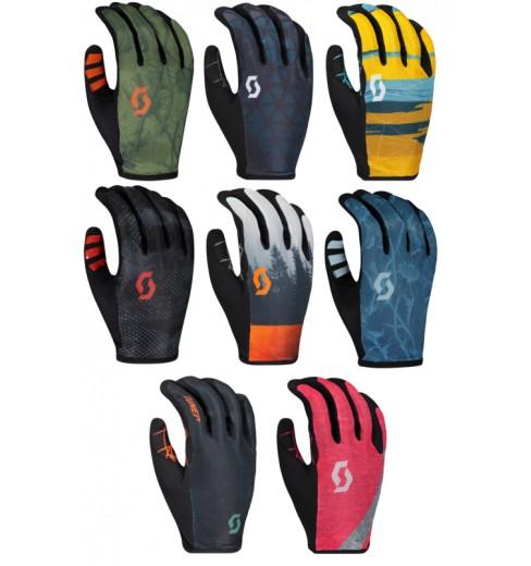 SCOTT Traction long finger men's cycling gloves 2020