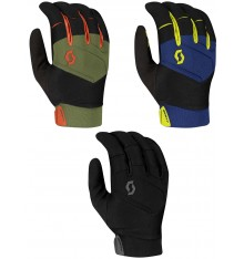 SCOTT Enduro long finger men's cycling gloves 2020