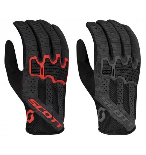 SCOTT Gravity long finger men's cycling gloves 2020