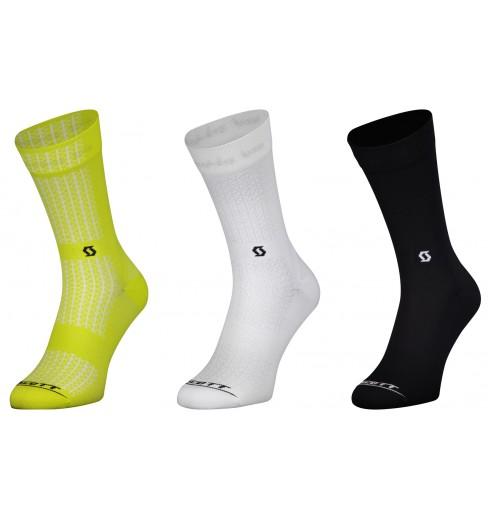 SCOTT Performance Crew cycling socks 2020