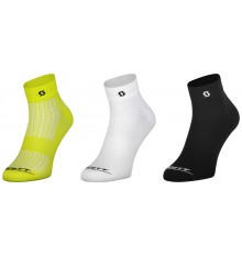 SCOTT Performance Quarter cycling socks 2020
