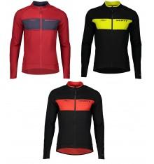 SCOTT veste cycliste hiver homme WARM Reversible WB 2020
