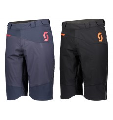 SCOTT Trail Storm Alpha men's winter cycling shorts 2020