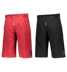 SCOTT Trail Storm WP men's winter shorts 2020