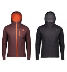 SCOTT veste à capuche cycliste hiver homme TRAIL Insulation 2020