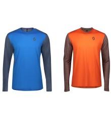SCOTT TRAIL MTN MERINO men's long sleeves jersey 2020