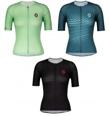 SCOTT maillot cycliste femme manches courtes RC Premium Climber 2020