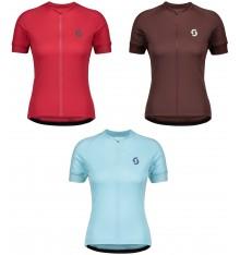 SCOTT Endurance 10 women's short sleeves jersey 2020