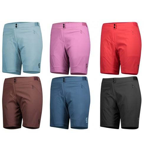 SCOTT Endurance women's LS/FIT W/PAD  shorts 2020