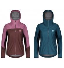 SCOTT veste à capuche hiver femme Trail WP 2020