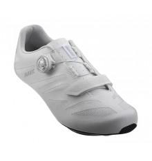 MAVIC Cosmic Elite SL white road cycling shoes 2021