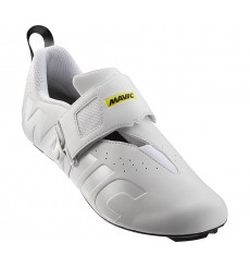 MAVIC Chaussures triathlon homme Cosmic Elite Tri Blanc 2019