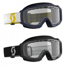 SCOTT Hustle X MX Enduro Goggle 2020