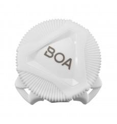 SHIMANO kit boucle BOA IP1 RP400 blanc gauche