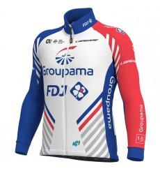 GROUPAMA FDJ blouson cycliste hiver 2020