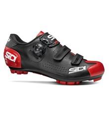 Chaussures VTT homme SIDI TRACE 2 noir rouge 2020