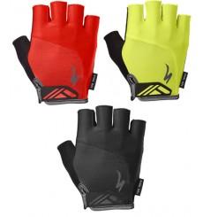 SPECIALIZED gants vélo courts Body Geometry Dual-Gel 2019