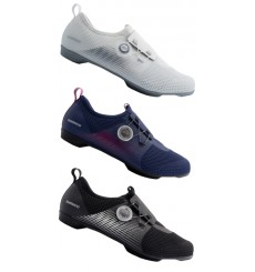 SHIMANO IC500 women's spinning bike shoes 2020