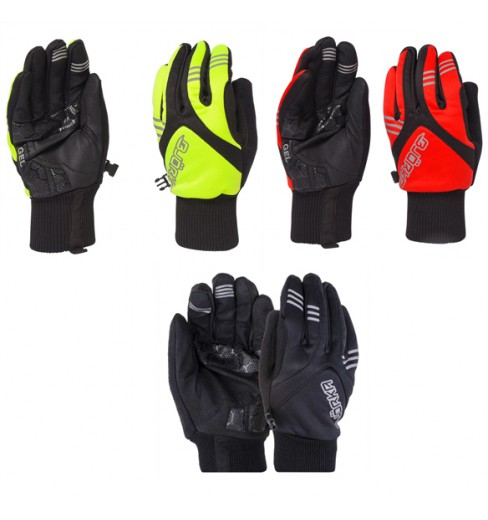 BJORKA Gel Strada winter cycling gloves