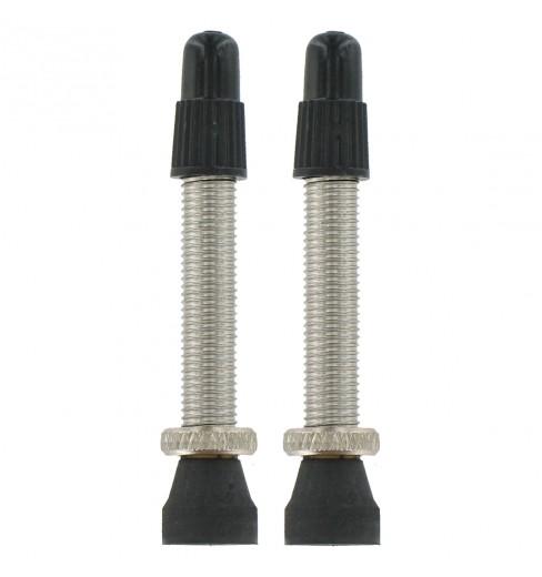 Kit de 2 valves tubeless VAR 35mm