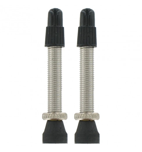 Kit de 2 valves tubeless VAR 44mm